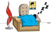 05/04/2000 - Prefeito Belinati presta depoimento ao ministério público e dorme no gabinete para evitar a imprensa.