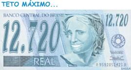26/03/2000 - Judiciário define seu novo teto máximo em oposição ao novo salário mínimo.