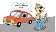 07/08/2001 - Ladrões roubam automóveis estacionados em show de forró.