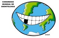 10/07/2001 - Londrina sedia congresso mundial de odontologia.
