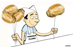 27/07/2001 - Padarias são acusadas de vender pão abaixo do peso.