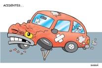 Carros antigos e mal conservados causam problemas ao trânsito.
