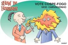 Show de horrores nas eleições.