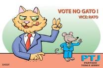 Horário eleitoral gratuito.