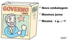 23 janeiro Começo do governo de Lula.