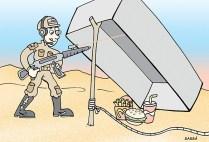 30 de março Guerra do Iraque.