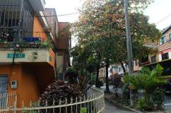 The classy area around San Javier, a part of Comuna 13 that is rarely heard of