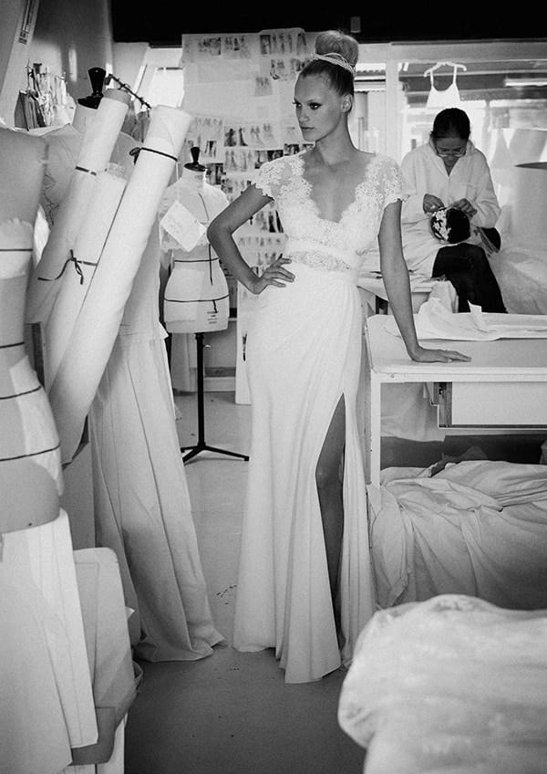 IDYLLE Cymbeline wedding dress