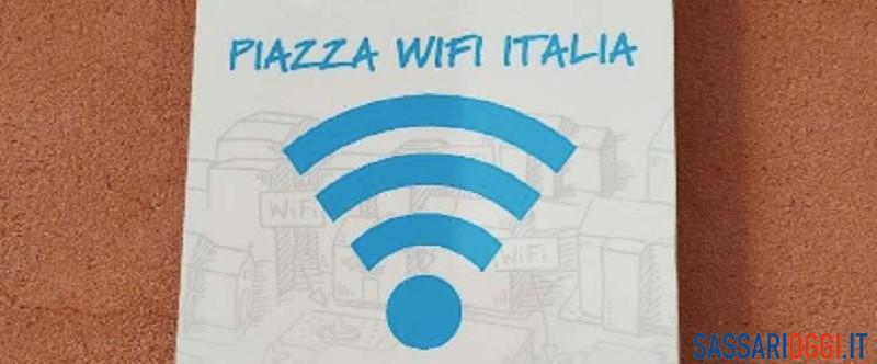 La rete Wi-Fi a Castelsardo è gratuita, i punti dove potersi collegare ad internet