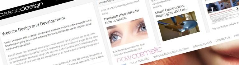 Website Design and Development | Joomla & WordPress