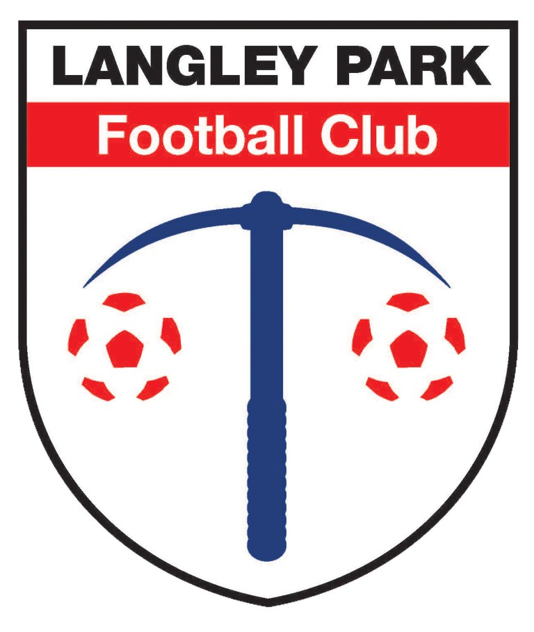 Langley Park Football Club logo