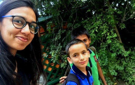 I remember them asking for a selfie.... Kasauli, Himachal Pradesh, India.