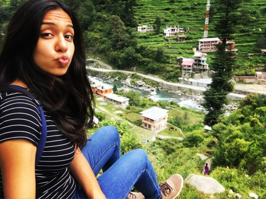 Hikes, walks, hitchhiking..... Barot pretty much gave me a taste of everything...