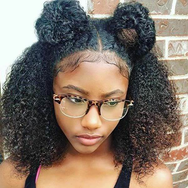 101 Strikingly Beautiful Natural Hairstyles To Choose From