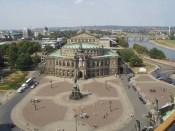 Piazza del Teatro Semper