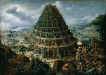 La torre di Babele, Valckenborch