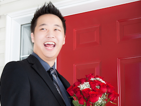 1st House Synastry Overlays: The Partner at Your Front Door