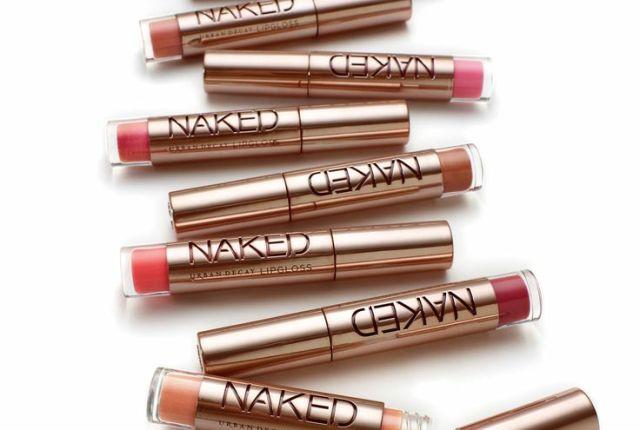 Naked lipgloss