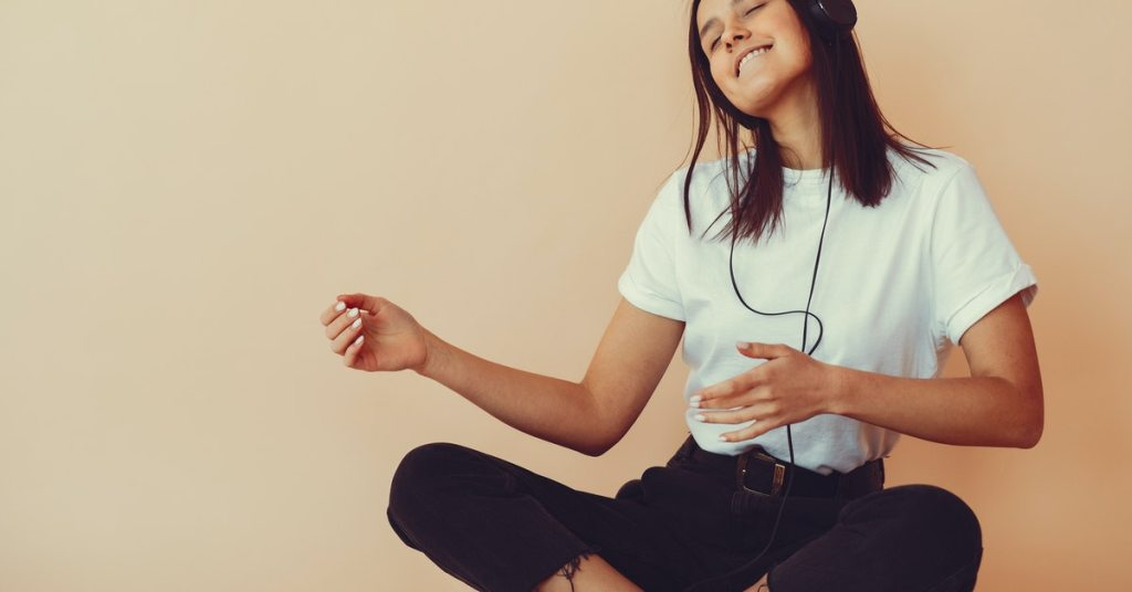 Motivational listening to music