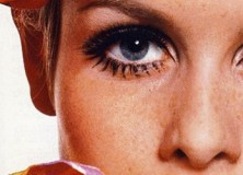How To Apply Mod Makeup Twiggy Lawson Feature