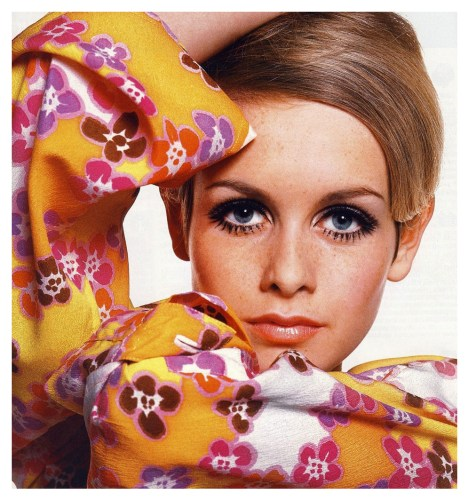 How To Apply Mod Makeup Twiggy Lawson