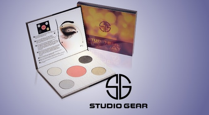 studio gear holiday palette smoky eyes