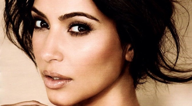 Kim Kardashian Celebrity Makeup Tips