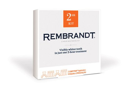 Rembrandt 2 Hour Whitening Kit