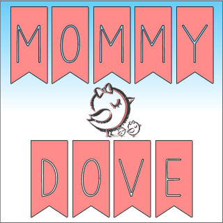 Mommy Dove square logo