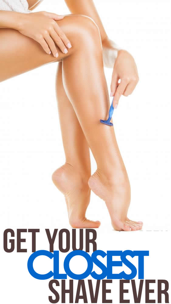 4 Tips For Getting Your Closest Shave Ever   Sassy Dove