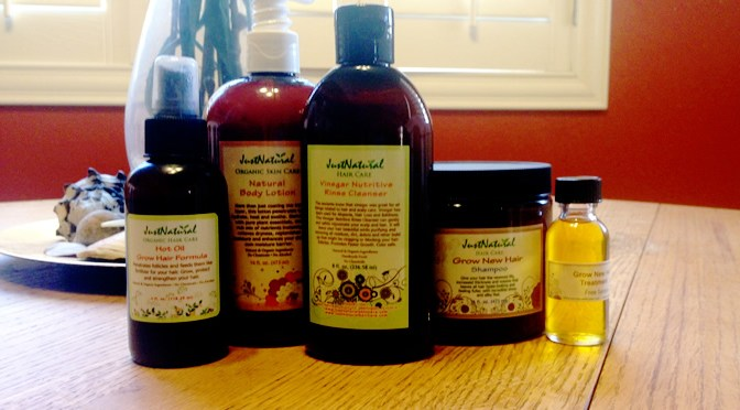 JustNatural Products