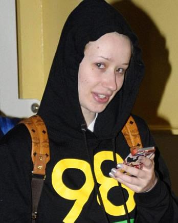 Iggy Azalea With No Makeup