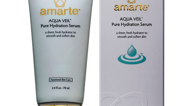 Amarte Aqua-Veil Hydration Serum Feature