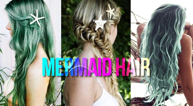mermaid beauty feature mermaid hairstyles