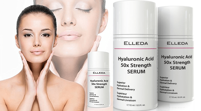 elleda hyaluronic acid review