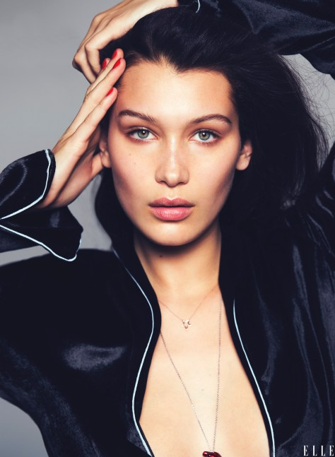 Bella Hadid for ELLE