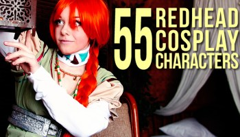 redhead cosplay character ideas 55 of them