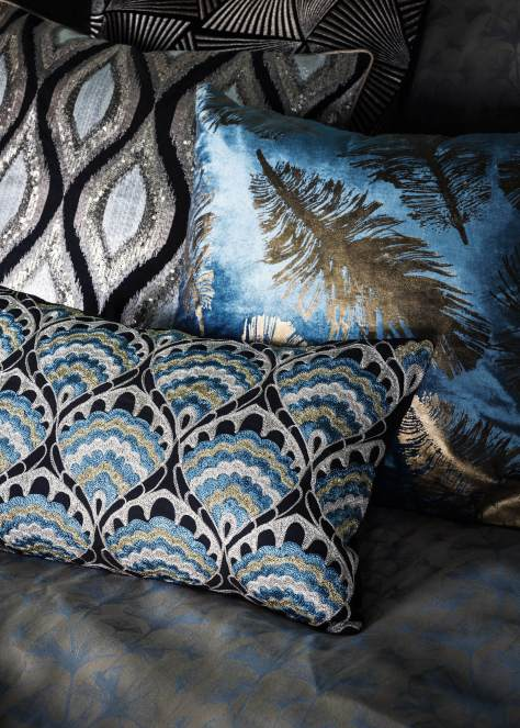 House of Fraser pillows spring 2016 interior design