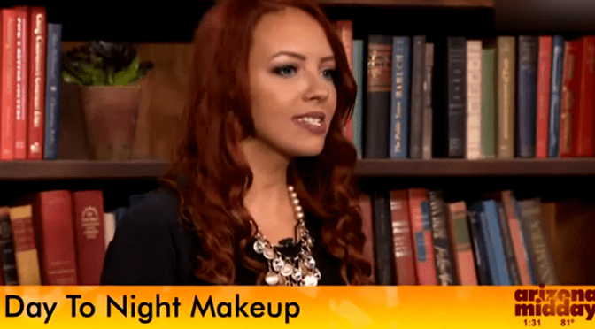 day to night makeup feature