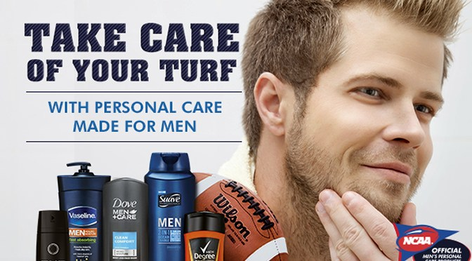 college football personal care products fall 2016