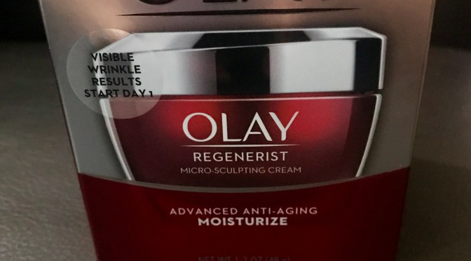 Olay Regenerist Micro-Sculpting Cream is not only an anti-aging cream but is a moisturizing and plumping powerhouse; hydration is one of the key benefits for younger women seeking preventative anti-aging measures.