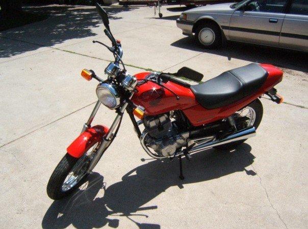 Honda Nighthawk