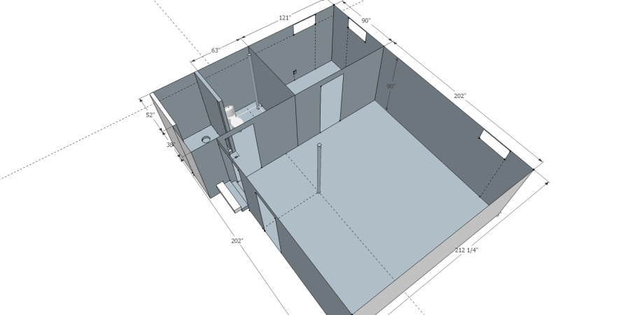 Basement Layout