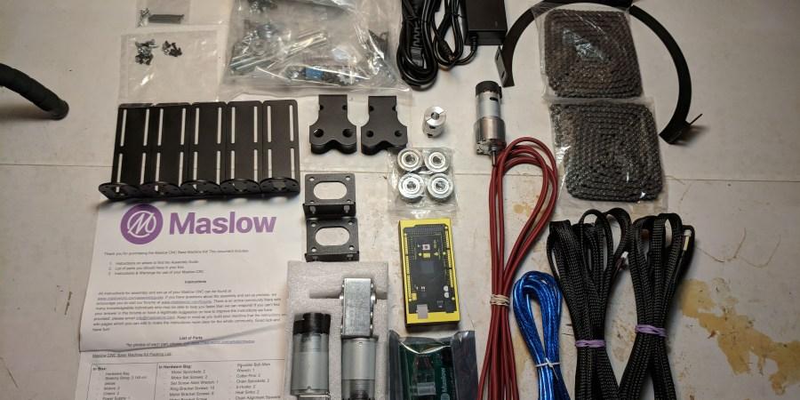 Maslow CNC Parts