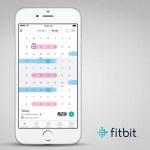 Fitbit Female Health Calendar