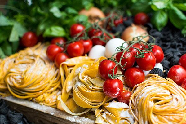 pasta dinner options