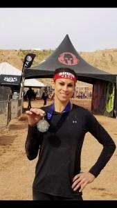 Amirra Besh Spartan Race Athlete
