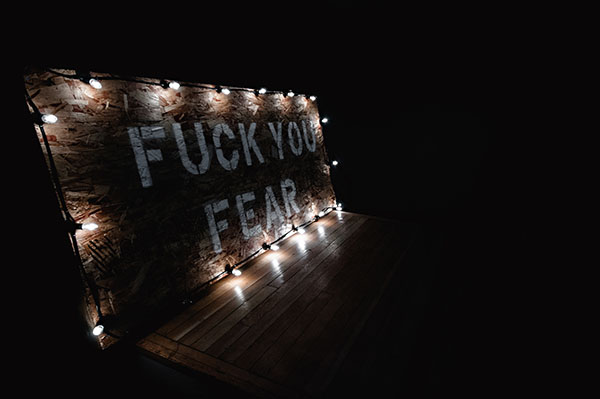 break free from your fear monsters