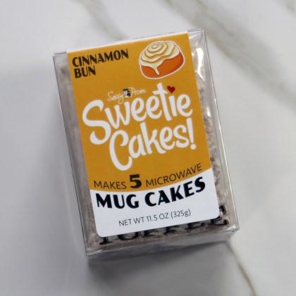 Sweetie Cakes - Cinnamon Bun