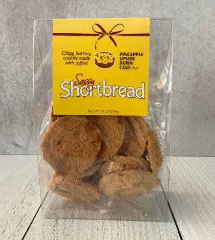 Sassy Pecan Shortbread